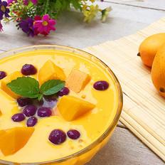 芒果紫薯西米捞