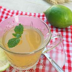 柠檬姜蜜茶