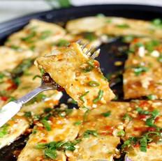 布小厨-香煎豆腐的做法