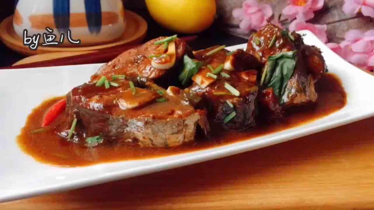 做鲅鱼加几勺它,咸香味美,家人都喜欢,太费米饭了!