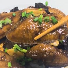 电饭煲香菇鸡翅