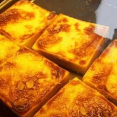 食界玩家岩烧乳酪做法