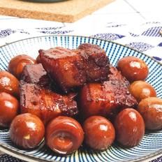 暖心红烧肉