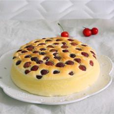 酸奶樱桃蛋糕