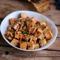 素版麻婆豆腐