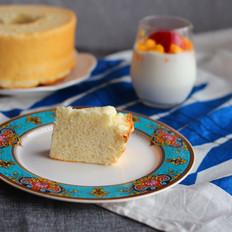 藜麦无油酸奶蛋糕
