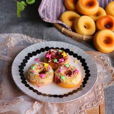 藜麦甜甜圈