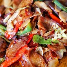 子姜回锅肉