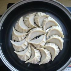 猪肉虾仁胡萝卜饺