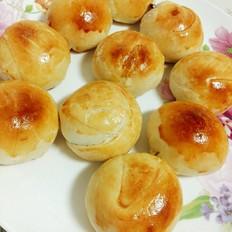 红豆酥(苏式月饼)