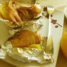 柠檬锡纸包烤鸡翅