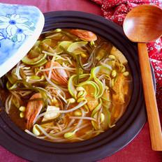 韩式酱汤的做法大全