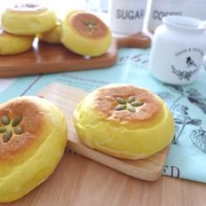 日式南瓜玉米包