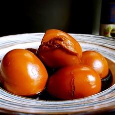 酱油卤蛋的做法
