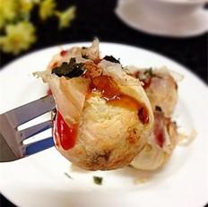 榨菜章鱼小丸子