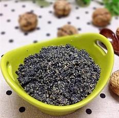 黑芝麻核桃粉