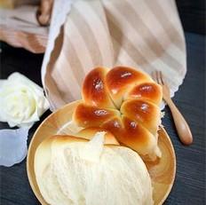 低油低糖老式面包