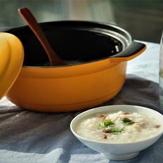 有家鲜厨房处暑养生粥:泉煮百合