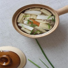 腐竹豆腐汤