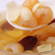 桂圆肉百合红枣汤