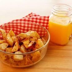 橄榄油烤薯角