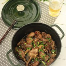 一厨作铸铁锅之啤酒鸭