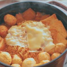 韩式部队锅|一厨作