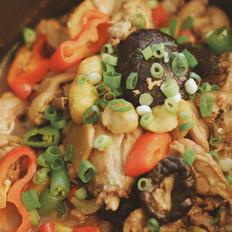 板栗鸡|一厨作