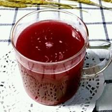 鲜榨石榴汁