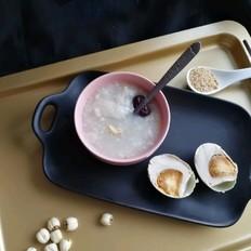 燕麦粒红枣莲子百合粥