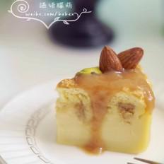 焦糖苹果魔力蛋糕