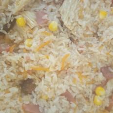 什锦糯米饭