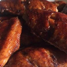 酱油鸡翅的做法