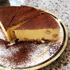 八寸提拉米苏蛋糕
