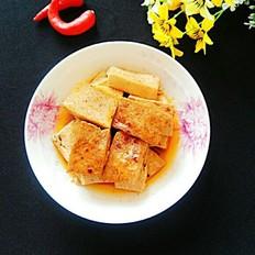 酱烧北豆腐