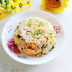 空菜蛋炒饭