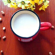 燕麥花生豆漿