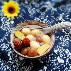 红枣桂圆鹌鹑蛋汤