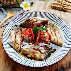 清蒸带鱼的做法