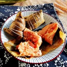 广式鲜肉粽