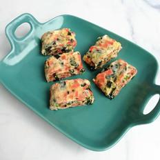 海苔鸡蛋饼