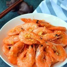 蒜蓉基尾虾