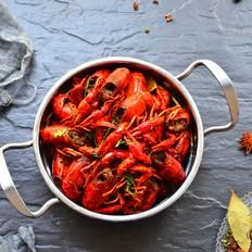 干锅小龙虾