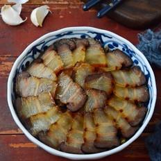 豇豆蒸腊肉