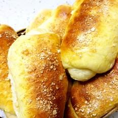 燕麦奶酪面包