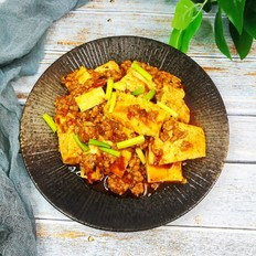 川味家常菜-麻婆豆腐