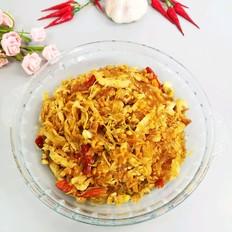 酸菜炒粉条-特色家常菜