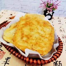 酥脆花椒饼