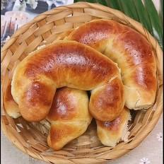 牛角软面包