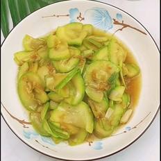 角瓜炒虾米